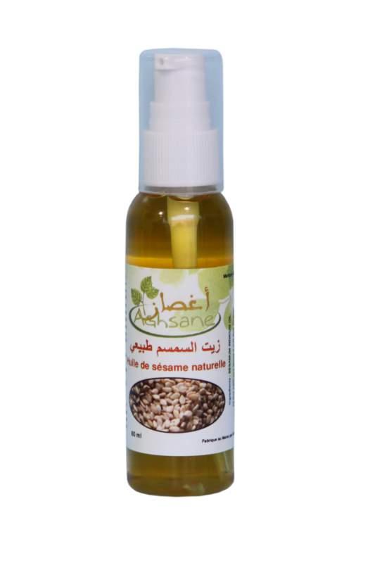 شراء Huile de Sésame 100% pure زيت السمسم Sesame oil
