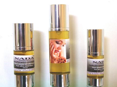 شراء Huile d'argan cosmetique et autres produits