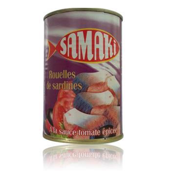 شراء Rouelles de sardines