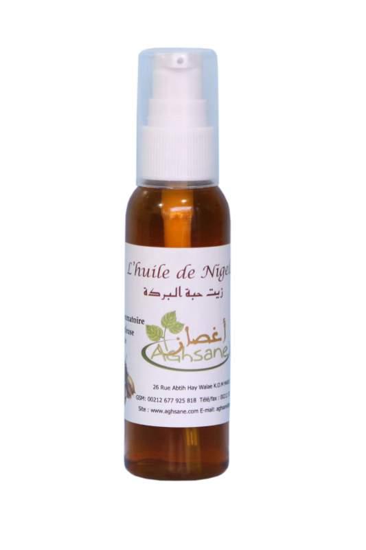 شراء Black seed oil زيت الحبة السوداء Huile de Nigelle