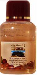 Shampooing à l'huile d'argan