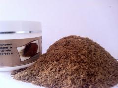 Poudre du bois de sandal Powder of sandalwood