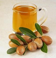 Edible argan oil